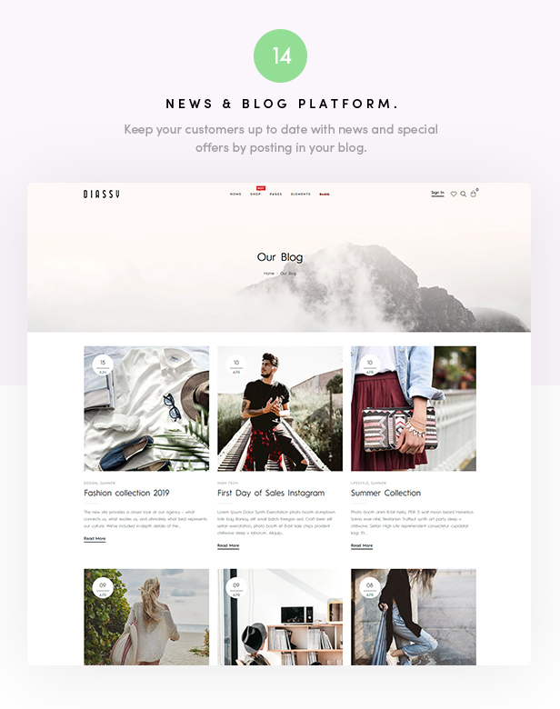 Diassy - Fashion WooCommerce Theme - 10