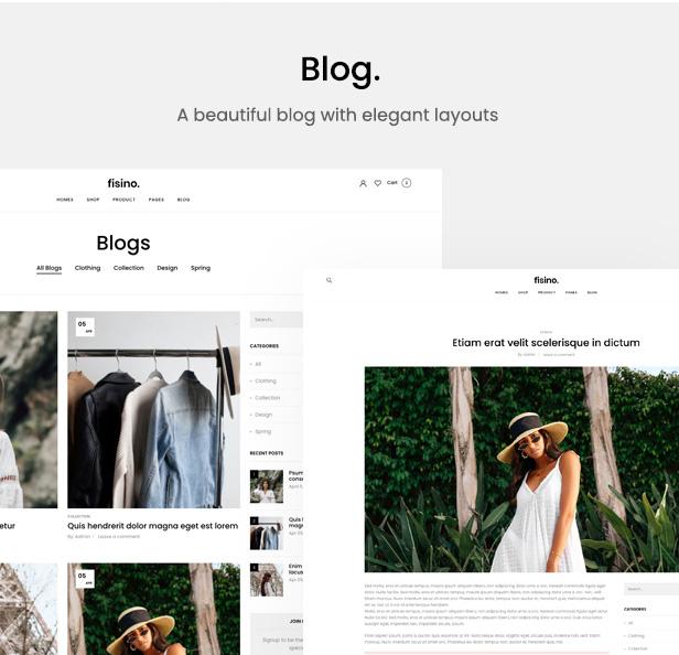 Fisino - Fashion WooCommerce WordPress Theme - 10