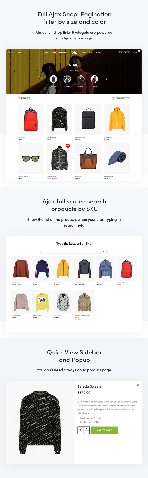 Urus - Multipurpose Responsive WooCommerce Theme - 6